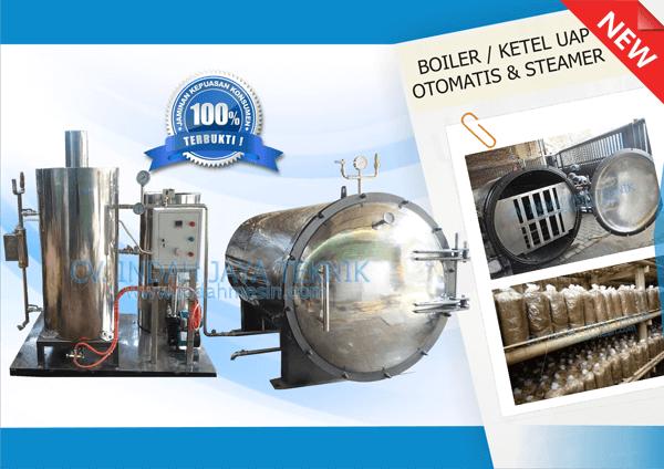 boiler dan steamer murah dan berkualitas