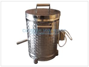spinner peniris minyak mini produk indahmesin