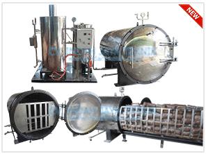 steamer baglog jamur produk indahmesin