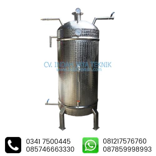 Spesifikasi Boiler Sistem Manual IndahMesin