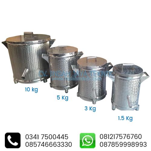 Spesifikasi Spinner 2 IndahMesin